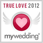 My Wedding True Love Award 2012